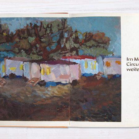 Circus Buch