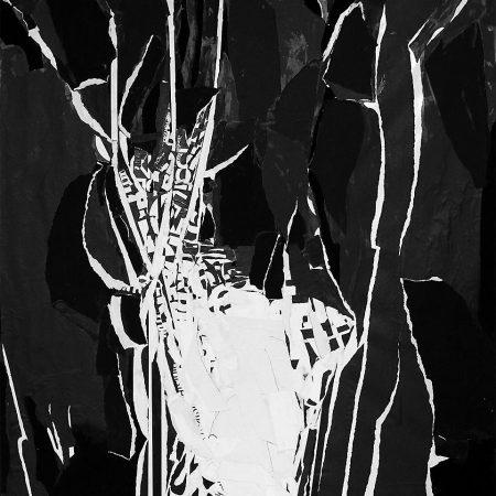 Collage Schwarz-Weiß groß