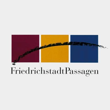 Logo Friedrichsstadt Passagen Berlin