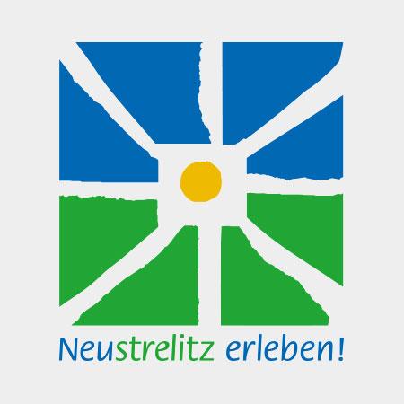 Logo Stadt Neustrelitz