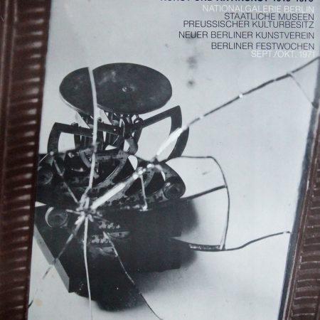 Metamorphose des Dinges 1971